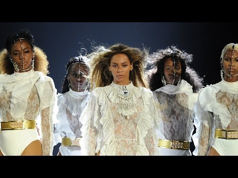 Beyonce Opens Formation Tour in Miami With Jay-Z In Audience