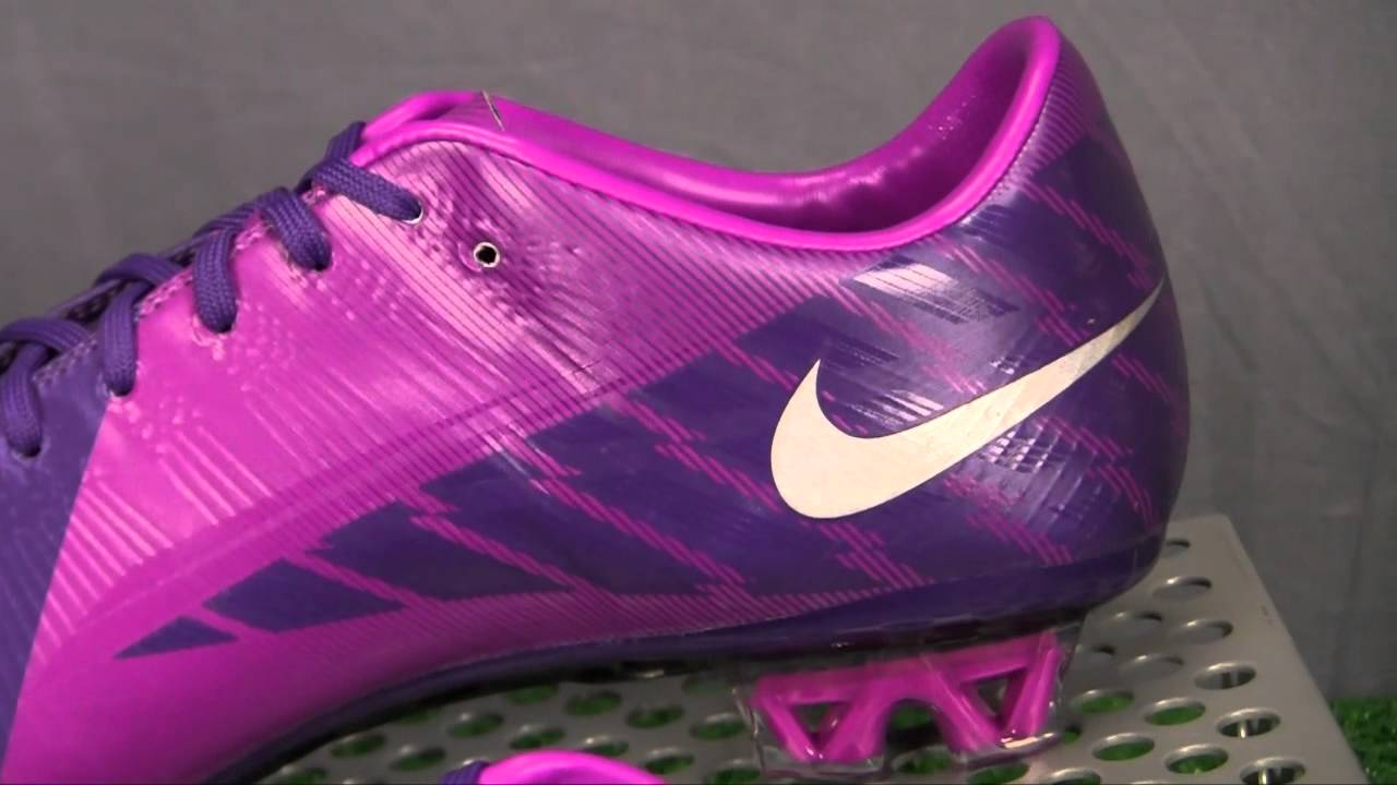 brand new 22cba b4bdc Nike Mercurial Vapor Superfly III Review (Court Purple)
