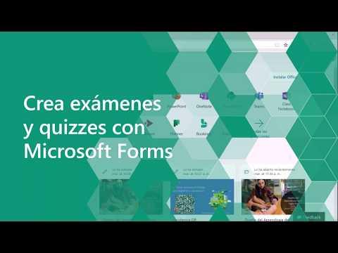 Aprende a usar Microsoft Forms para la educación
