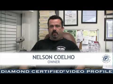 Coelho's Body Repair & Auto Sales, Inc.- Diamond Certified Video Profile