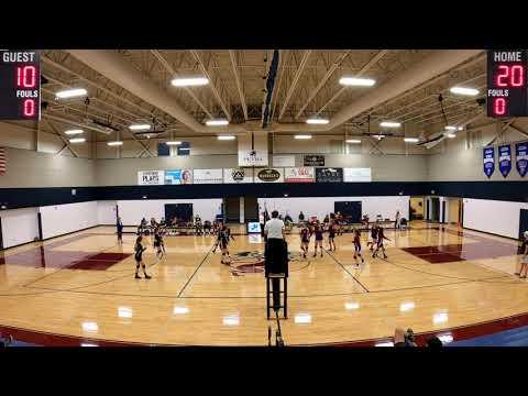 09112020 Varsity Volleyball vs Petra Academy