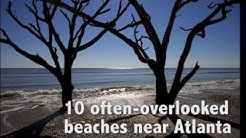 10 often-overlooked beaches near Atlanta