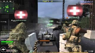 Call of Duty 4 MW - Zombie Mod (ronald & Vertez)