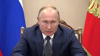 Владимир Путин провел совещание по вопросу модернизации первичного звена здравоохранения.