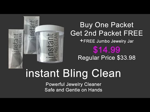 Buy A Safer Jewelry Cleaner