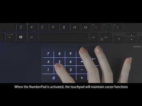 ASUS NumberPad: Reinventing The Touchpad | ASUS
