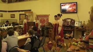 ролик Музейный урок Осенние традиции старой Руси 06 10 2014