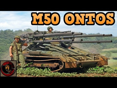 m50-'ontos'-light-anti-tank-vehicle---recoilless-tank-destroyer