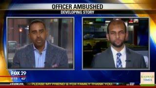 Fox29: Ahmadiyya Muslim Community spokesperson reacts to ISIS inspired shooting in Philadelphia
