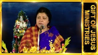 Dr.J.Preetha Judson Telugu Message Topic : Ebinezer.