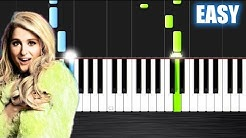 Meghan Trainor - Like I'm Gonna Lose You ft. John Legend - EASY Piano Tutorial by PlutaX - Synthesia