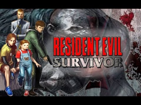 Resident Evil Survivor [Part 8] Final Boss & Ending