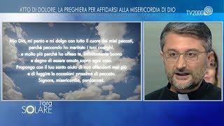 Don Maurizio Mirilli spiega l'Atto di dolore