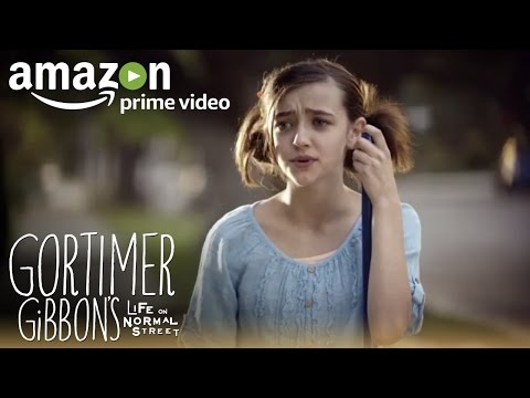 Gortimer Gibbon's Life on Normal Street  Gortimer Gets Hosed Highlight  Amazon Kids