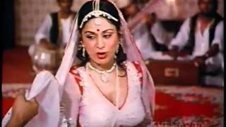 Ye Dupatta - Aroona Irani - Shakti Kapoor - Nazrana Pyar Ka - Mujra