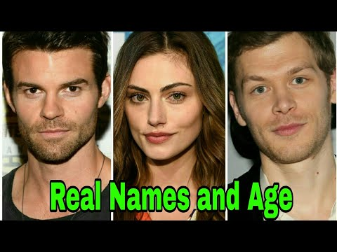 The Originals Cast Real Names and Age  Season 5  2018