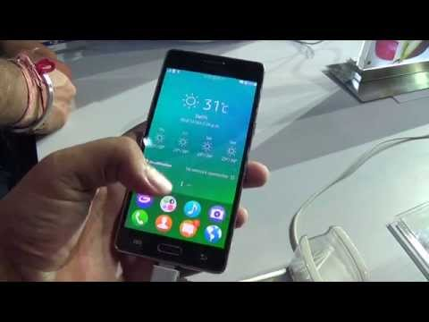 Samsung Z3 hands on Review, Camera, Features