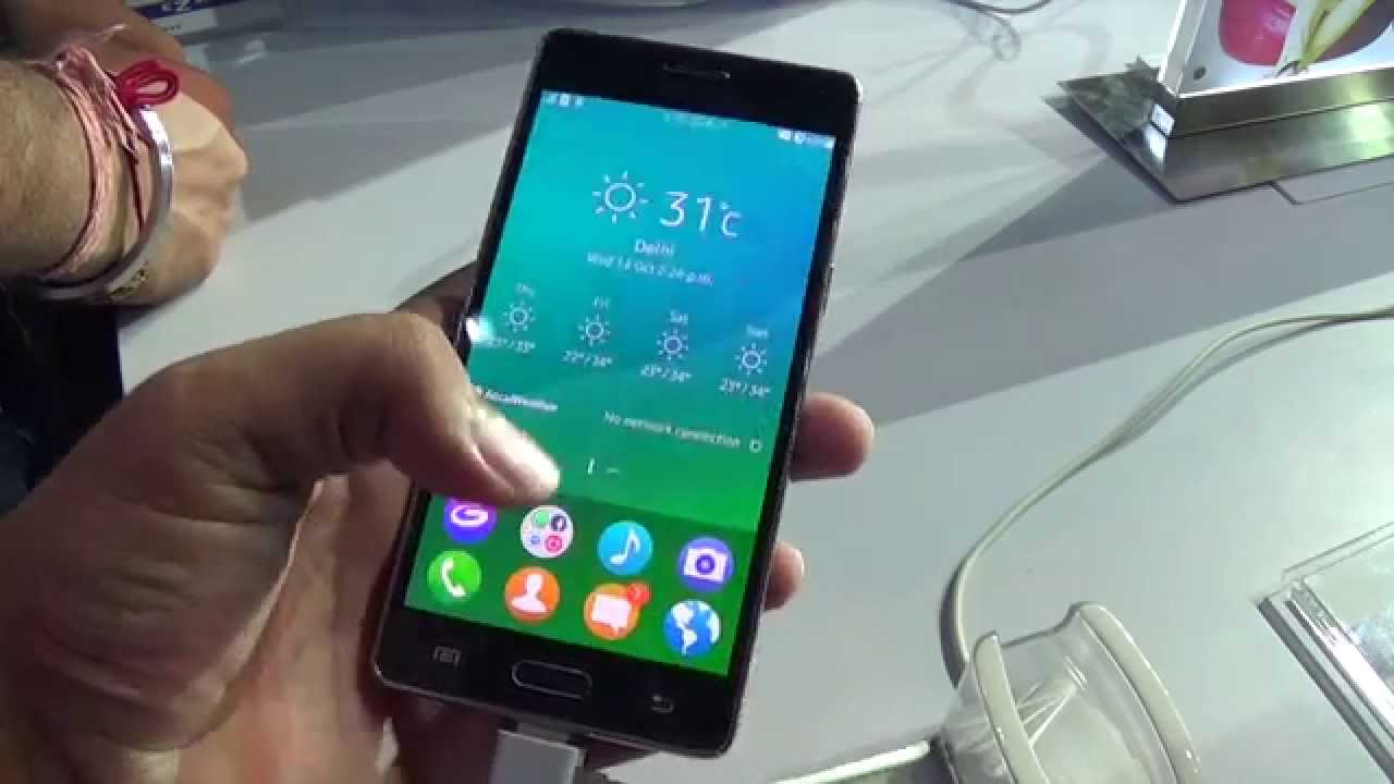 Samsung Z3 Hands On Review Camera Features