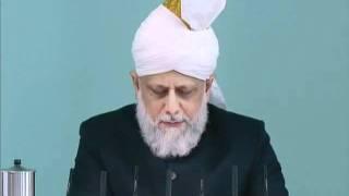 QADIANI KHALID PERSENTING KHUTBA JUMA 15-07-2011 IMPORTENT FOR ALL AHMADIS_clip2.flv