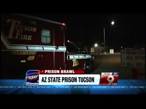 Fight at prison complex involves 200 inmates