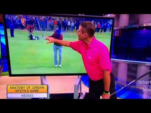 Jordan Spieth's Wedge Game (Analysis) Must Watch!