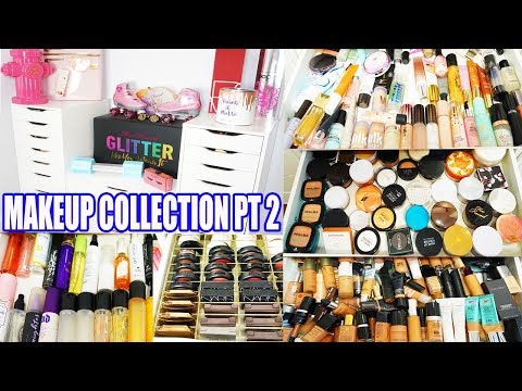 Makeup Collection & Organization Part 2 thumbnail