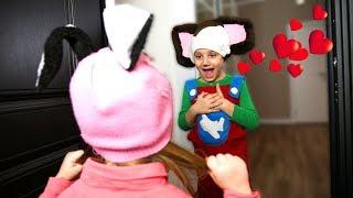 МАЛЫШ ВЛЮБИЛСЯ БАРБОСКИНЫ НОВАЯ СЕРИЯ НА ДИДИКА ТВ 2019
