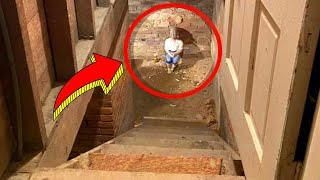 Family Heard A Horrifying Sound In The Dark!! They Went To Investigate And They Found This