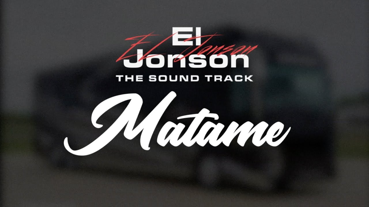 J ALVAREZ - MATAME (AUDIO COVER) EL JONSON