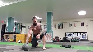 "Precision Kettlebell Complex "" The Butcher Vol.1 """