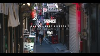 Scramble Brand - Martial Arts Lifestyle - Tokyo 2016 / Masakazu Imanari