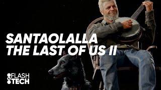 The Last of Us II - Gustavo Santaolalla, COMPOSITOR del JUEGO del MOMENTO - #FlashTech