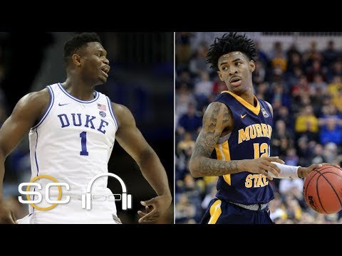 Where will Zion Williamson, Ja Morant go in 2019 NBA Draft? | SC with SVP thumbnail