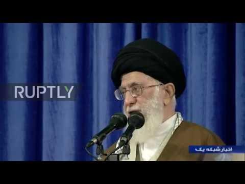 Iran: Khamenei slams Trump over nuclear deal withdrawal