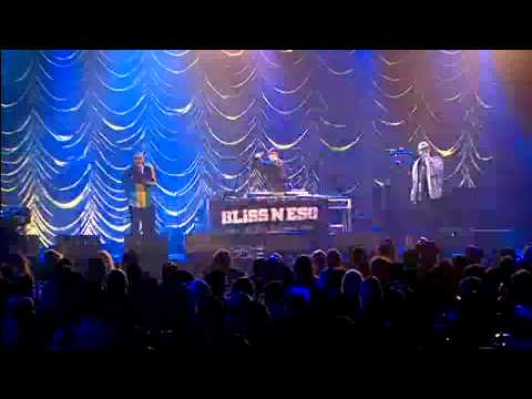 2009  APRA Music Awards - Bliss N Eso The Sea is Rising Live