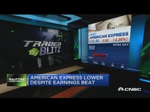 American Express, Boeing And More In The Blitz