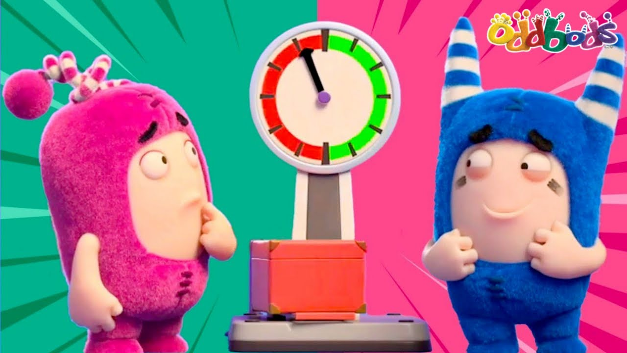 Oddbods | NEW | Learn To Solve A Puzzle | Funny Cartoons For Kids