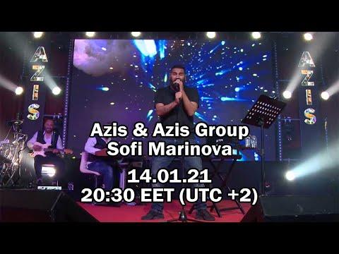 Azis & Azis Group, Sofi Marinova - Live Concert