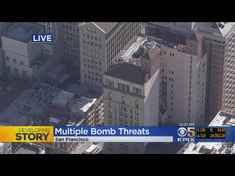 Bomb Threats Reported Across Bay Area, Nation