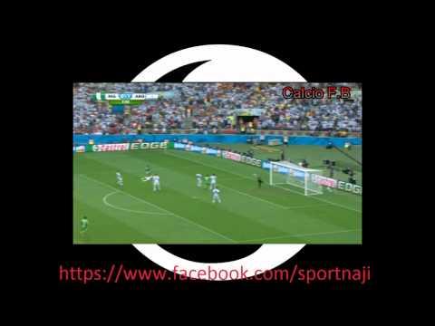 Nigeria vs Argentina 2 3 World Cup 2014► Ampia Sintesi Sky Sport Mondiali 2014 HD