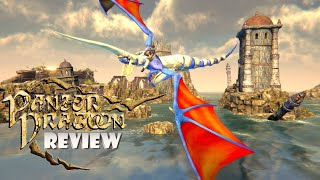 Panzer Dragoon: Remake (Switch) Review (Video Game Video Review)