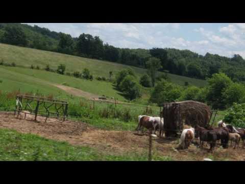 Ohio Scenery To New Rumley, Ohio