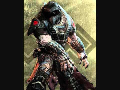 Gears Of War 3 todos los personajes de multijugador