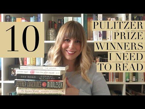 Ten Pulitzer Prize Winners on My TBR
