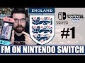 Football Manager on Nintendo Switch | Part 1 | The World Cup | First Look & Review