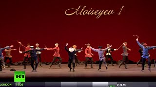Moiseyev ballet. Captivated by Genius (RT Documentary)