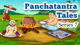 Tales of Panchatantra in Hindi - Series 7