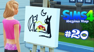 Let's Play The Sims4 #20 Мы богатые космонавты.
