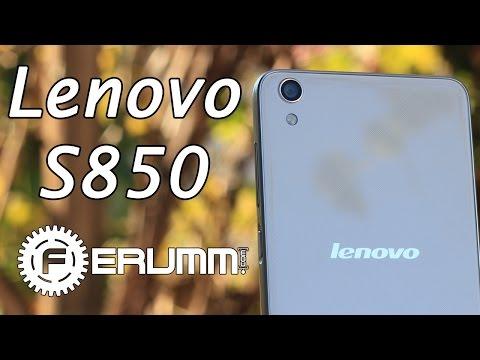 Lenovo S850 подробный обзор.  Особенности, сильные и слабые места Lenovo S850 от...