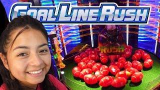Game | Goal Line Rush Jackpot! Arcade Ticket Game | Goal Line Rush Jackpot! Arcade Ticket Game